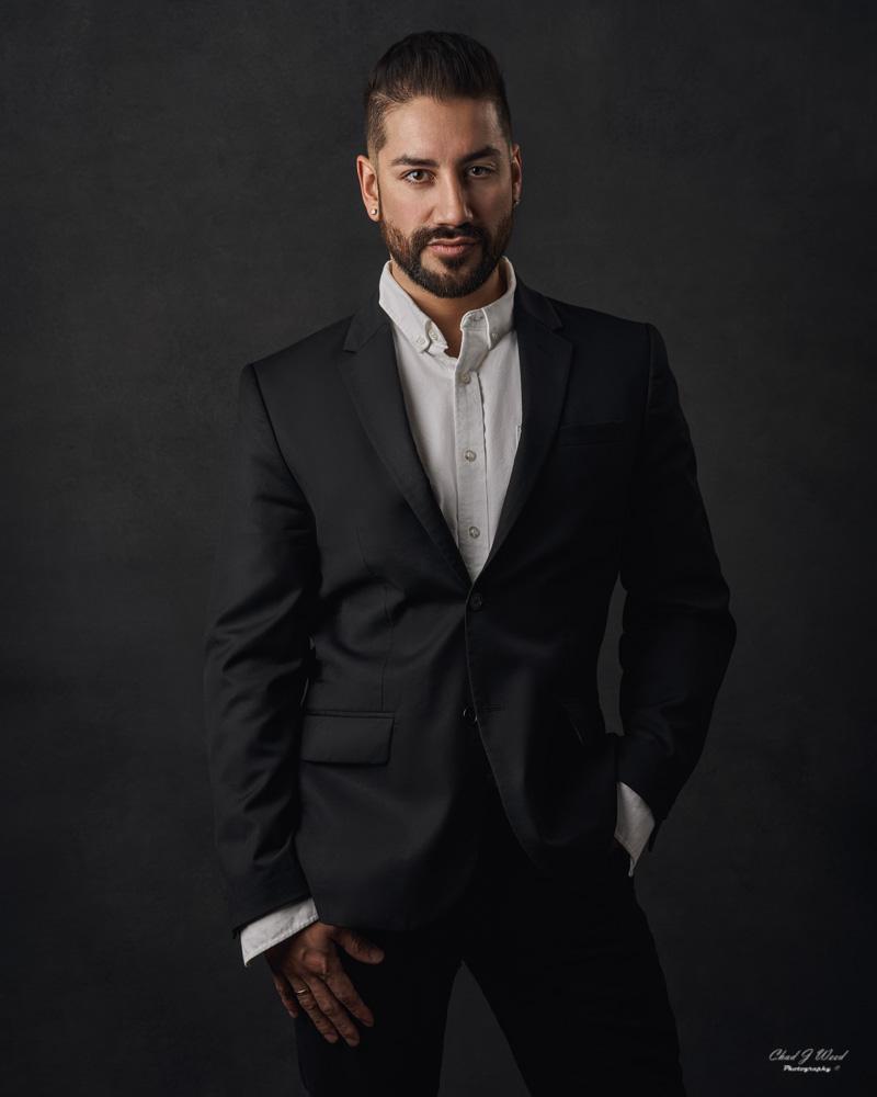 Executive Headshot by Mesa Portrait Photographer