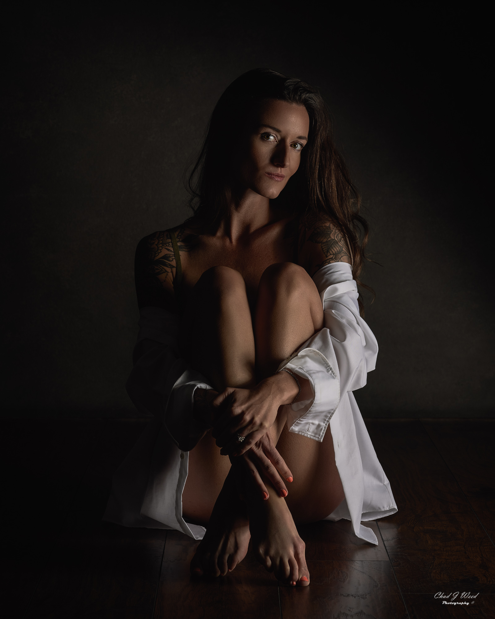 Kristi Boudoir Session with Chad J Weed Photography in Mesa, Arizona