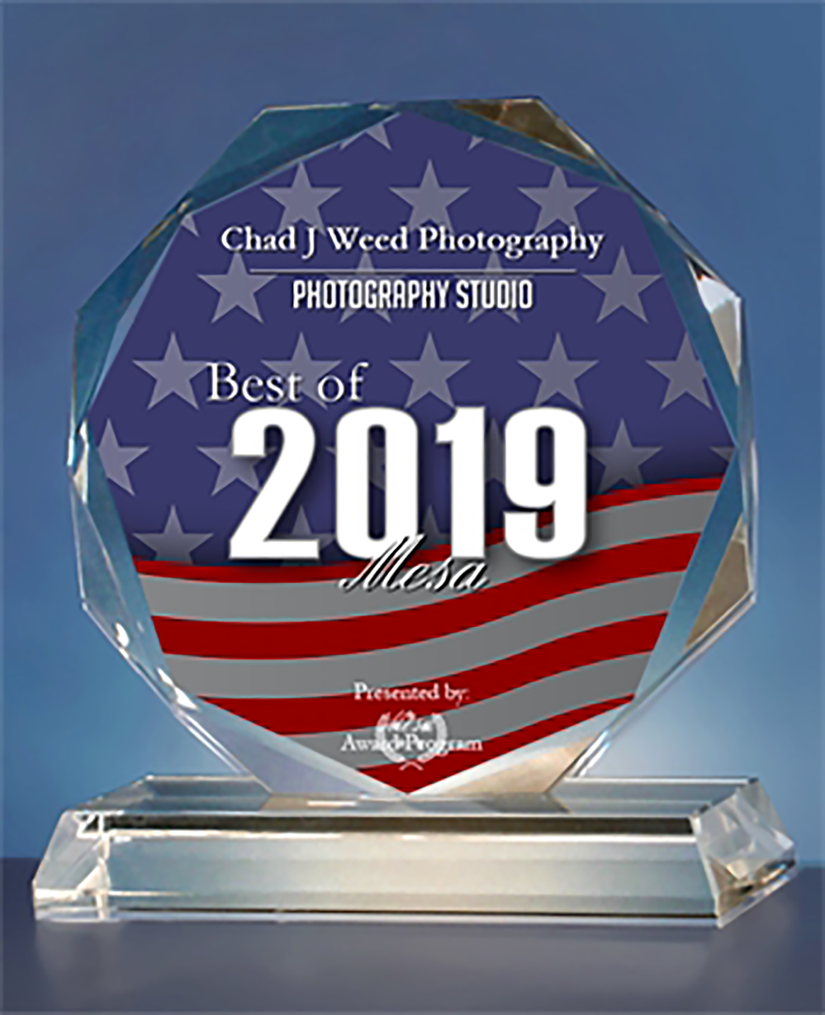 Best of Mesa 2019 Photography Studio - Chad J Weed Photography
