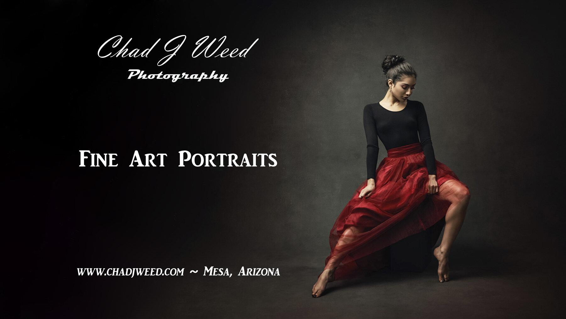 Mesa Fine Art Portrait Photographer