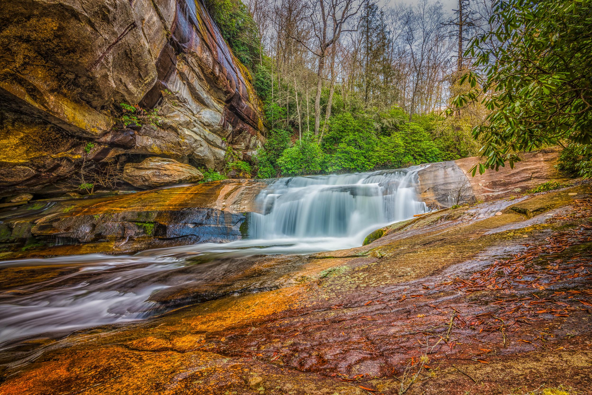 Bird Rock Falls