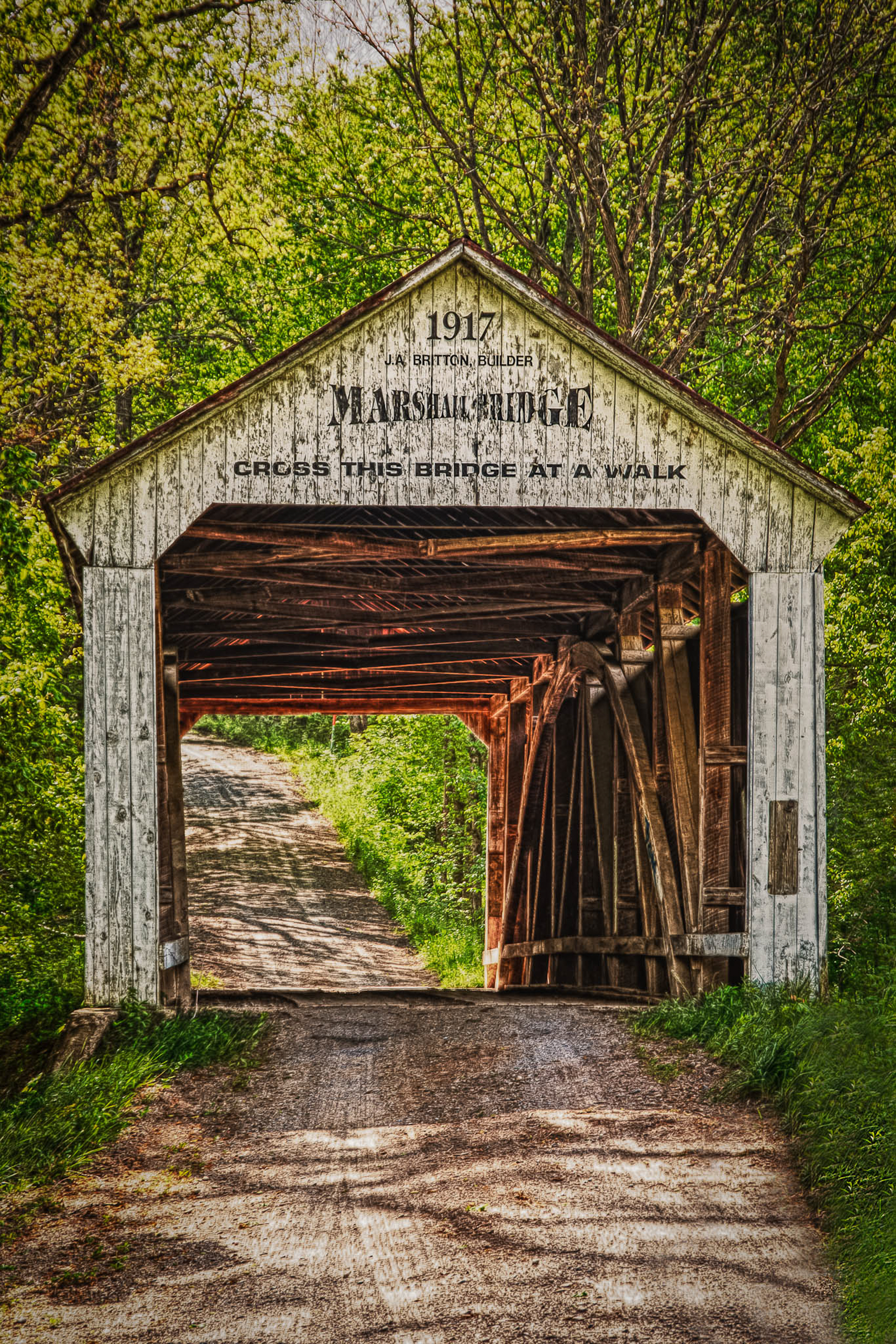Marshall Bridge