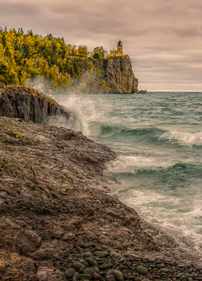 Splitrock Waves