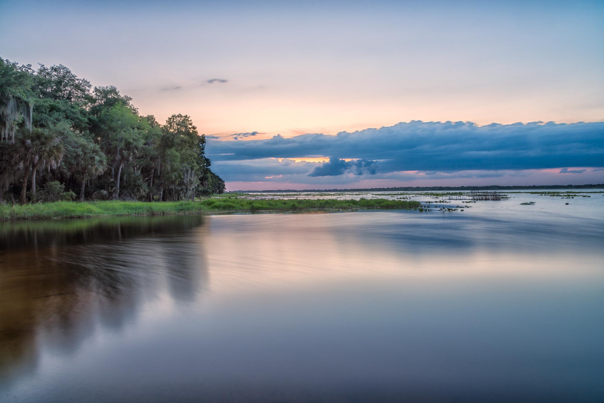 Lake Jackson Sunset 2