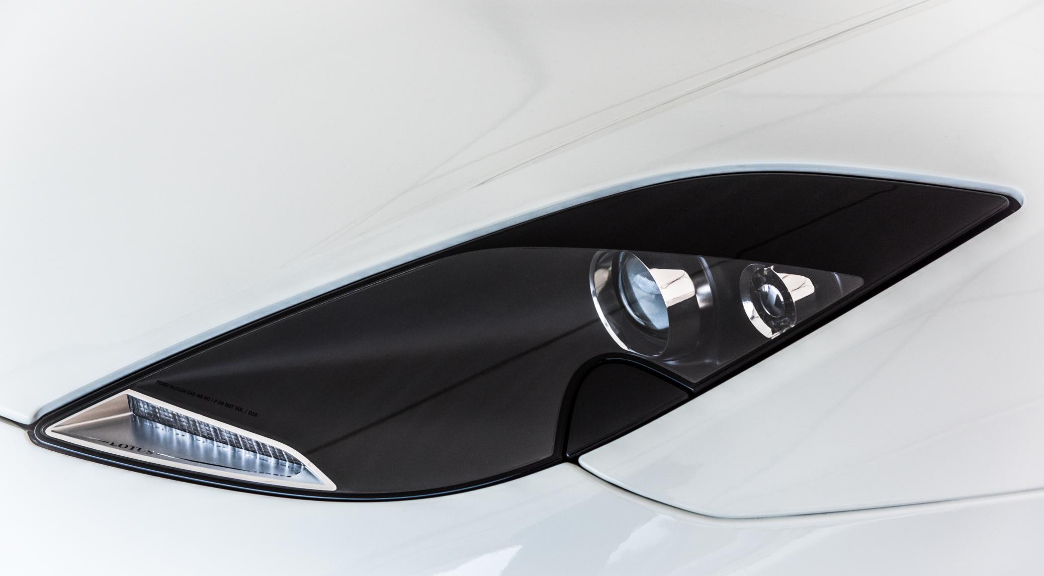 Lotus Headlight