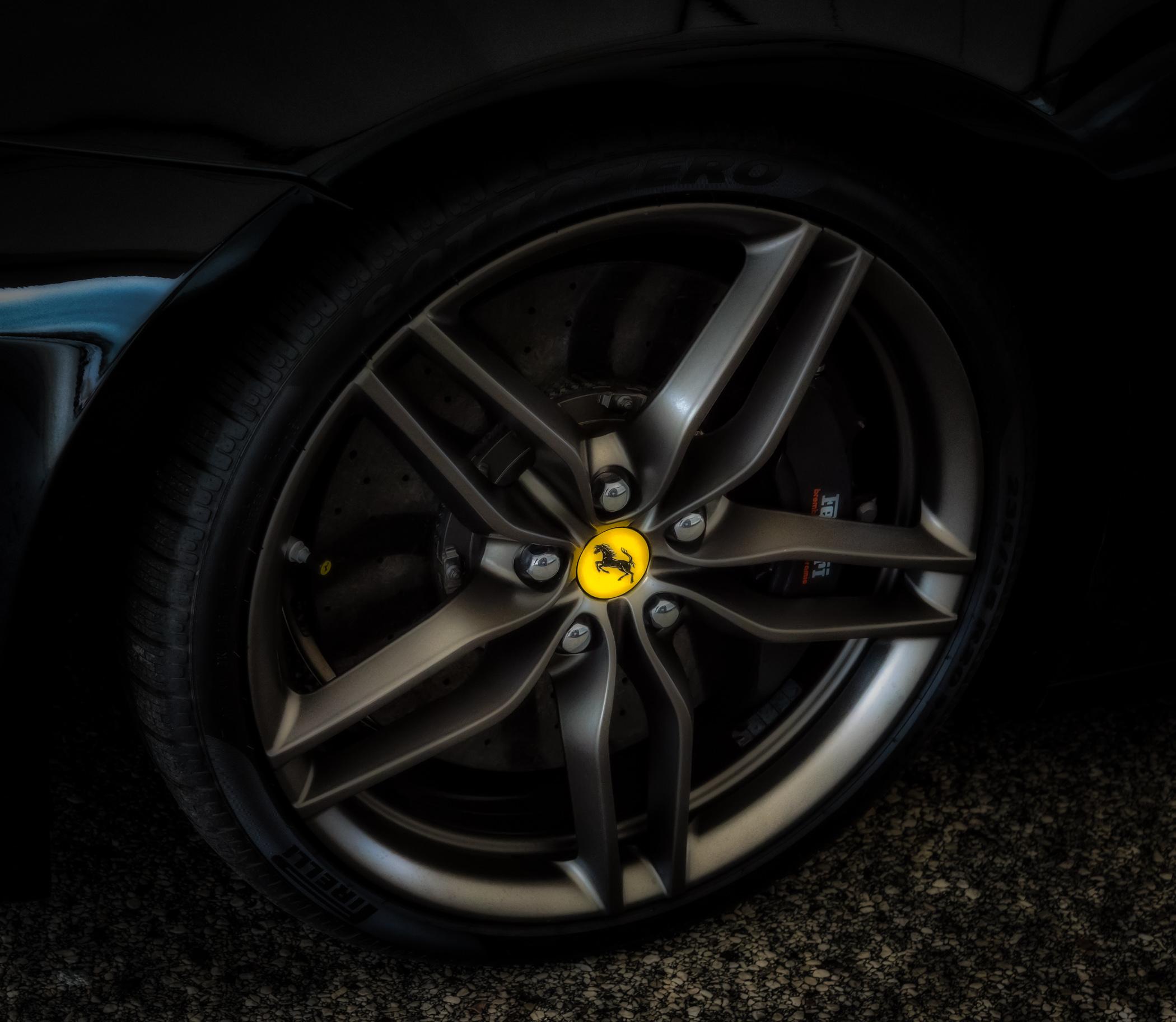 Ferrari Tire