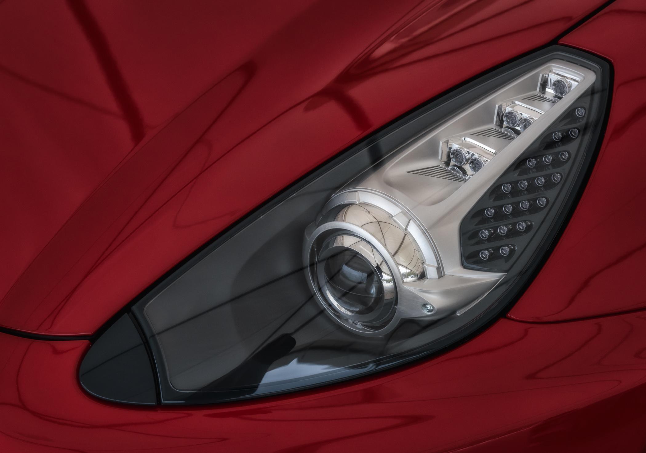 Ferrari Headlight 2