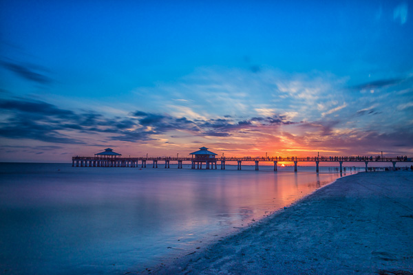 Fort Myers Beach Pier 2