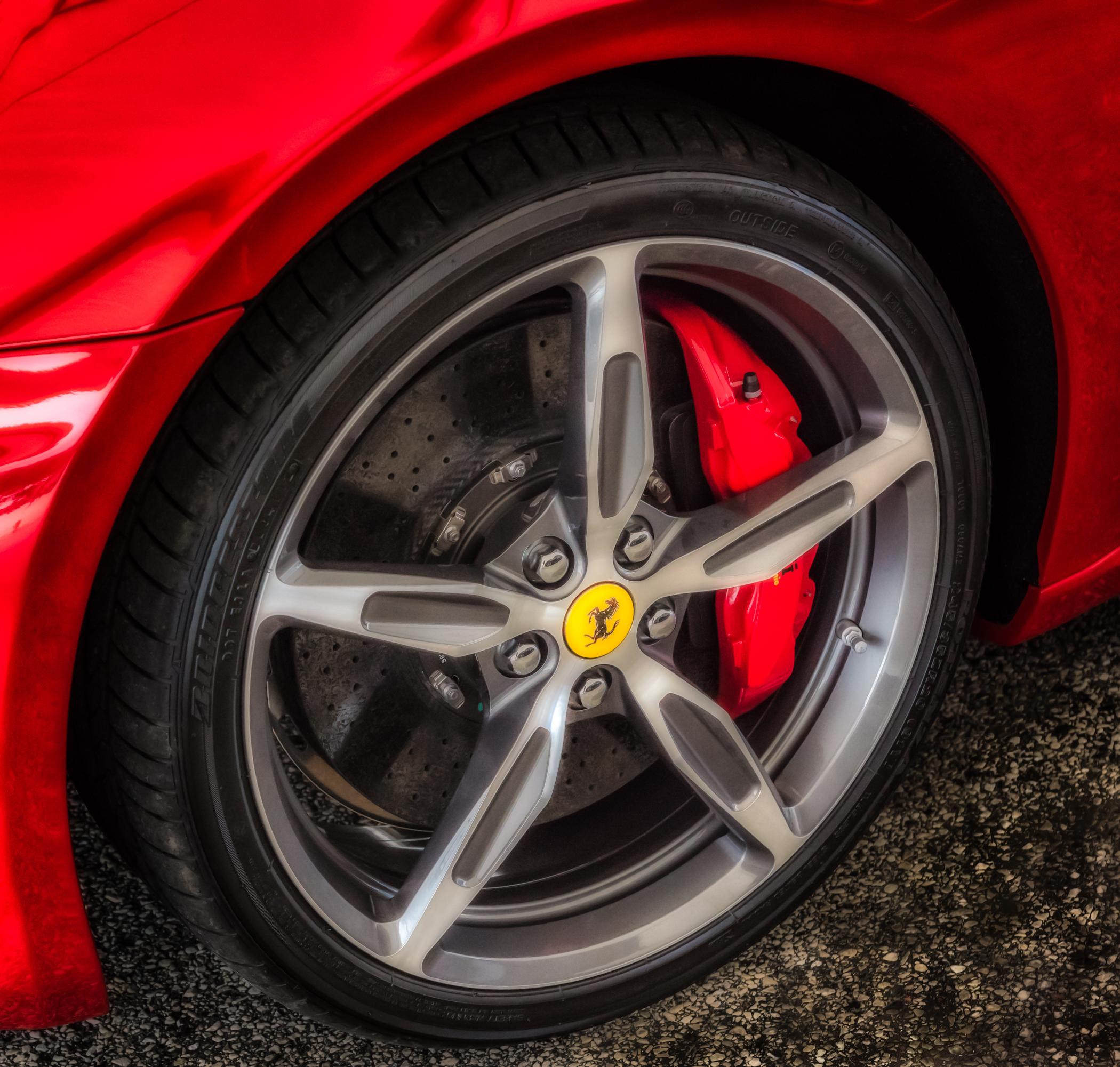 Ferrari Tire 2
