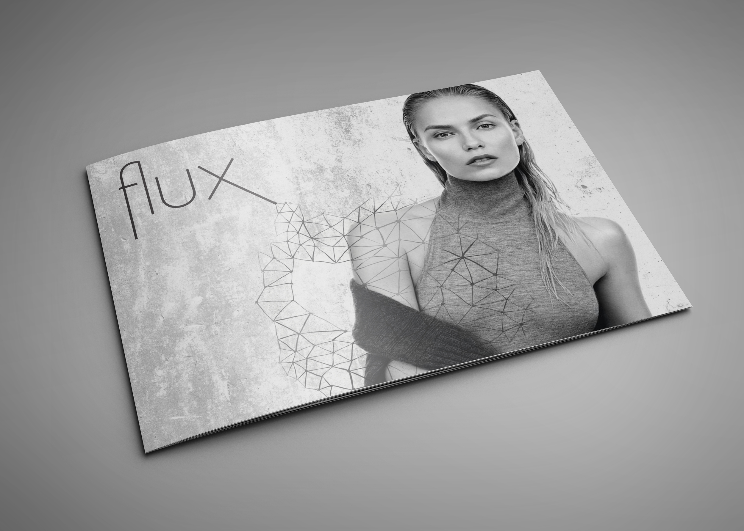 """Flux is a mock company created for the class Contemporary Issues at the Savannah College of Art and Design. The assignment was to create a both ethically and environmentally sound company. Flux is a sustainable athletic wear brand for the active woman. It is a """"work to gym"""" line and will include pieces that are versatile, chic, sporty and comfortable.Co-owners of Flux are Mimi Patten, Reese Timberlake and Allyssa Brown."""