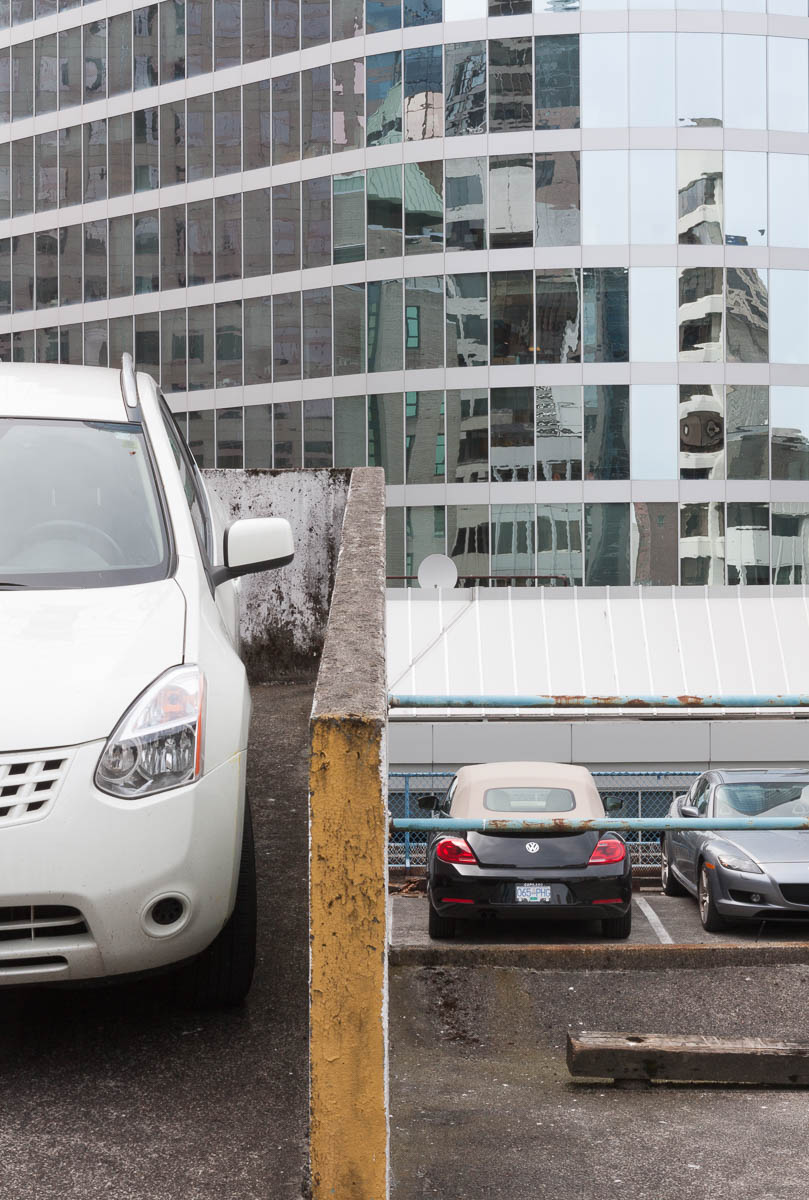Parked, Vancouver, 2014