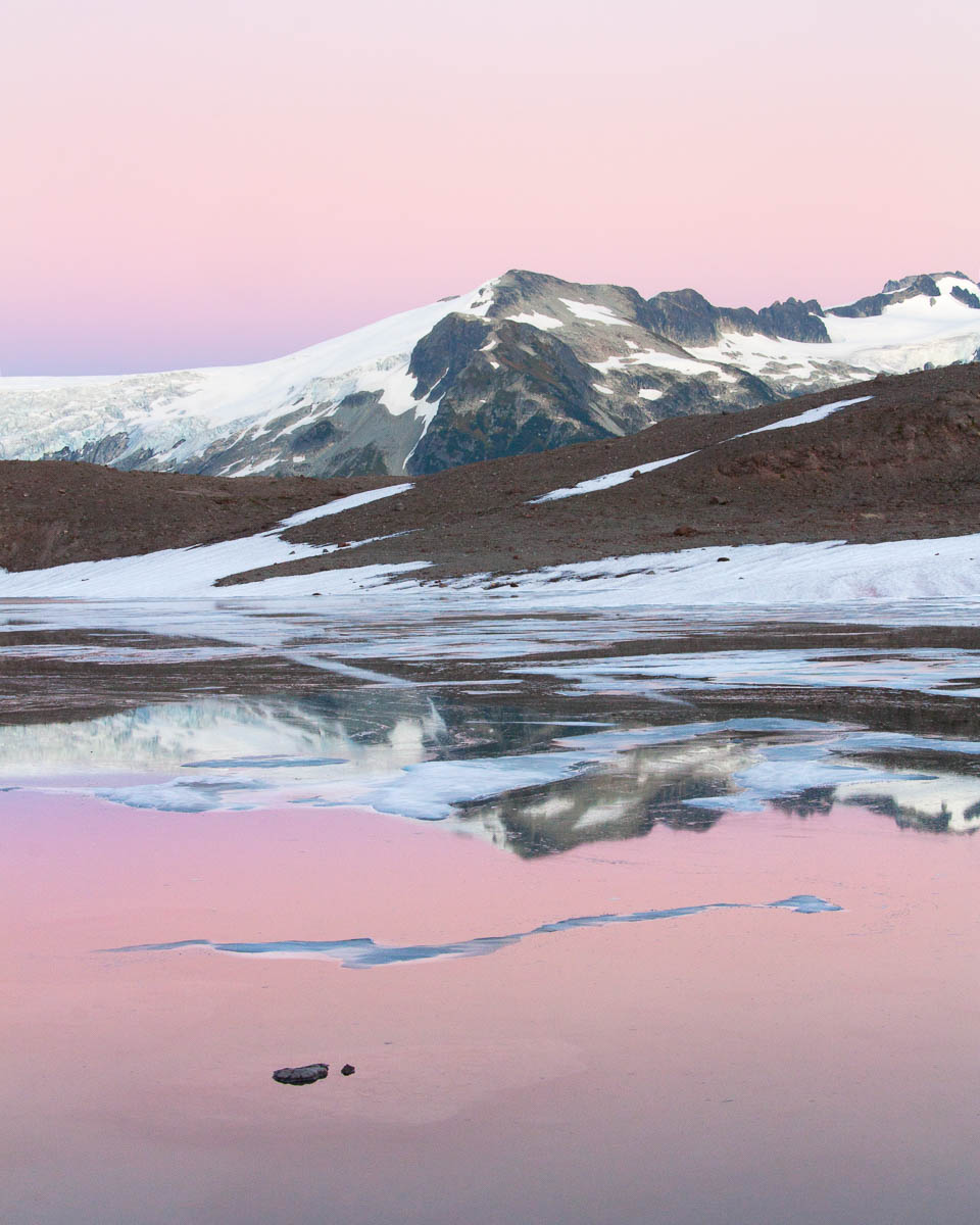Pink, Garibaldi Provincial Park, 2012