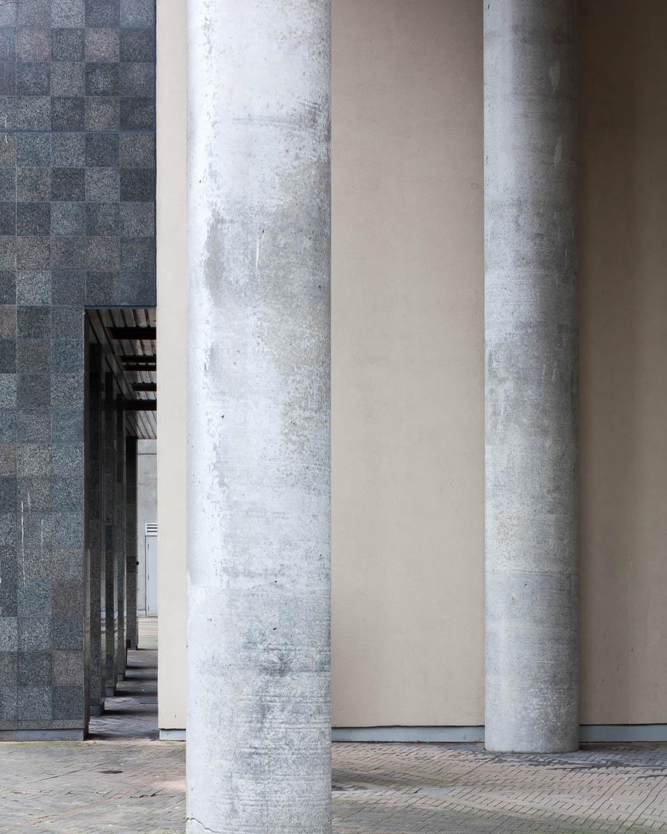 Condo Columns, Vancouver, 2014