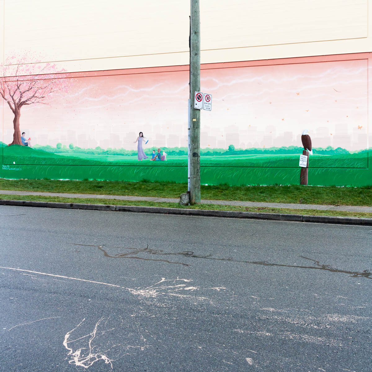 Mural, Vancouver, 2013
