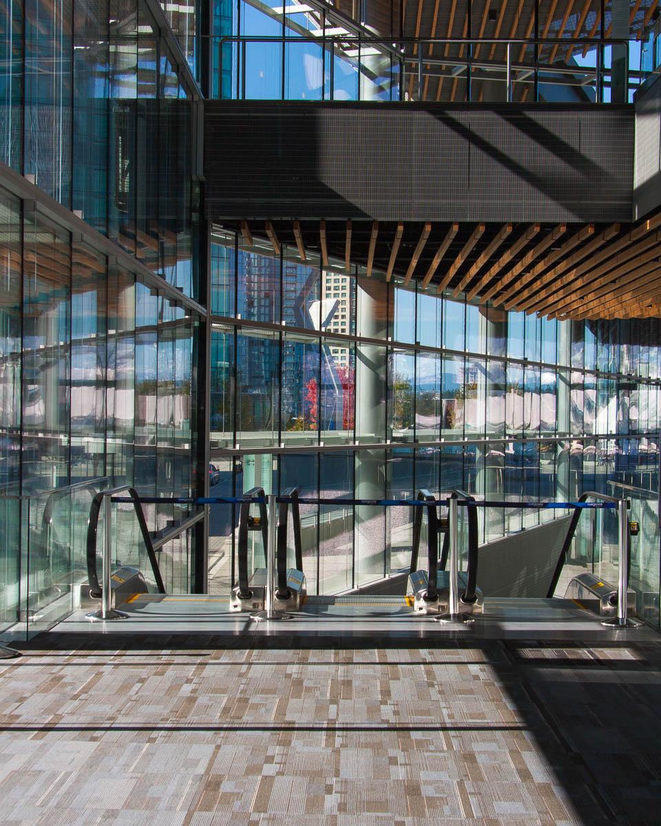Convention Centre, Vancouver, 2012