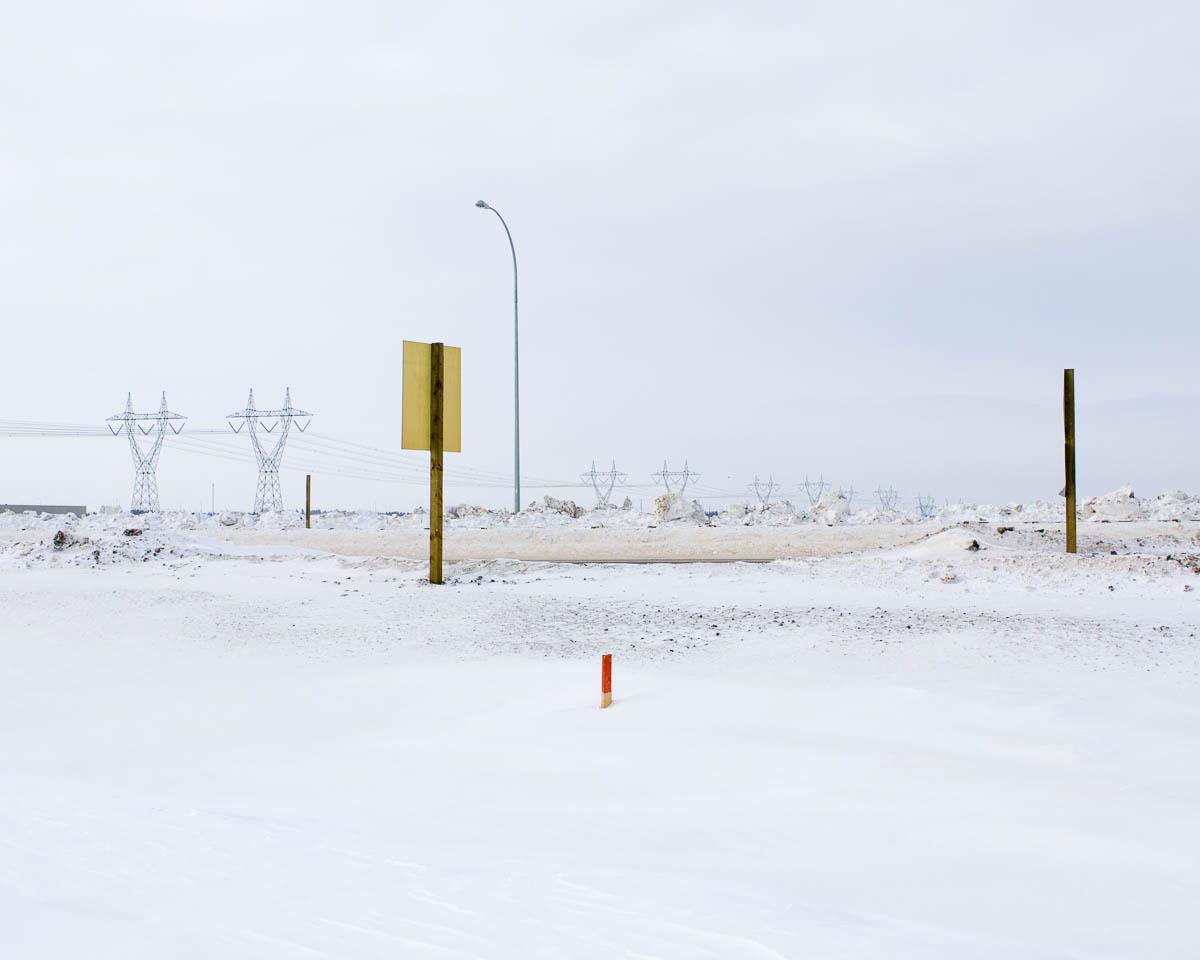 Protruding, Edmonton, 2008