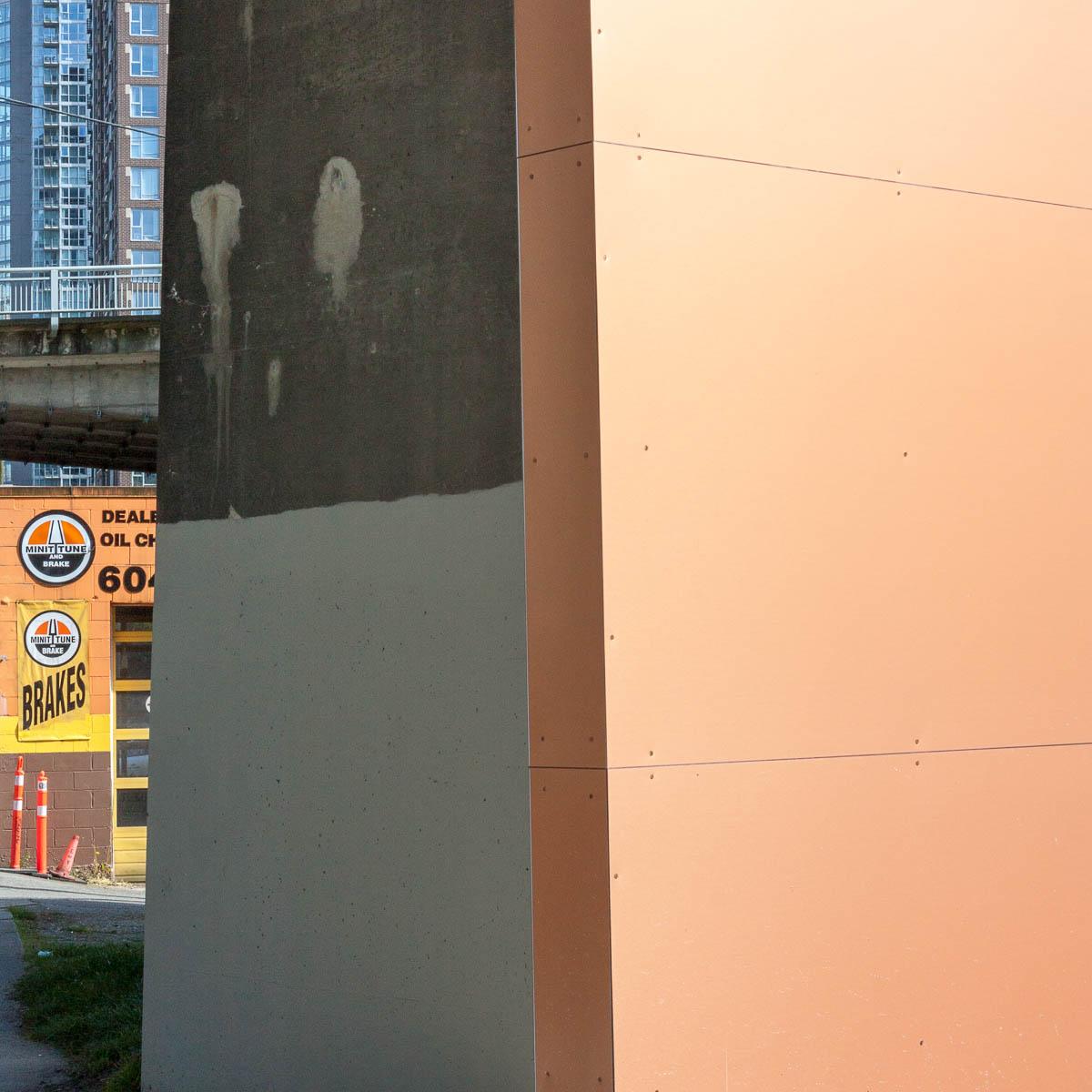 Behind, Vancouver, 2014
