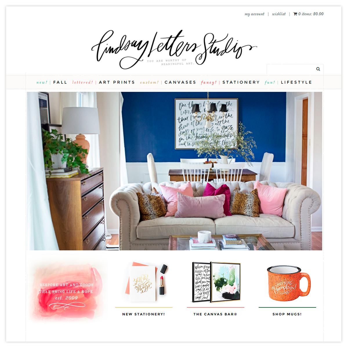 Lindsay Letters |  Visit the Site