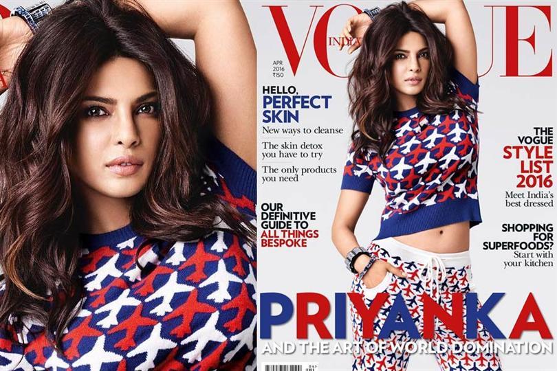"""""""Be Whoever You Want"""" - - Priyanka Chopra"""