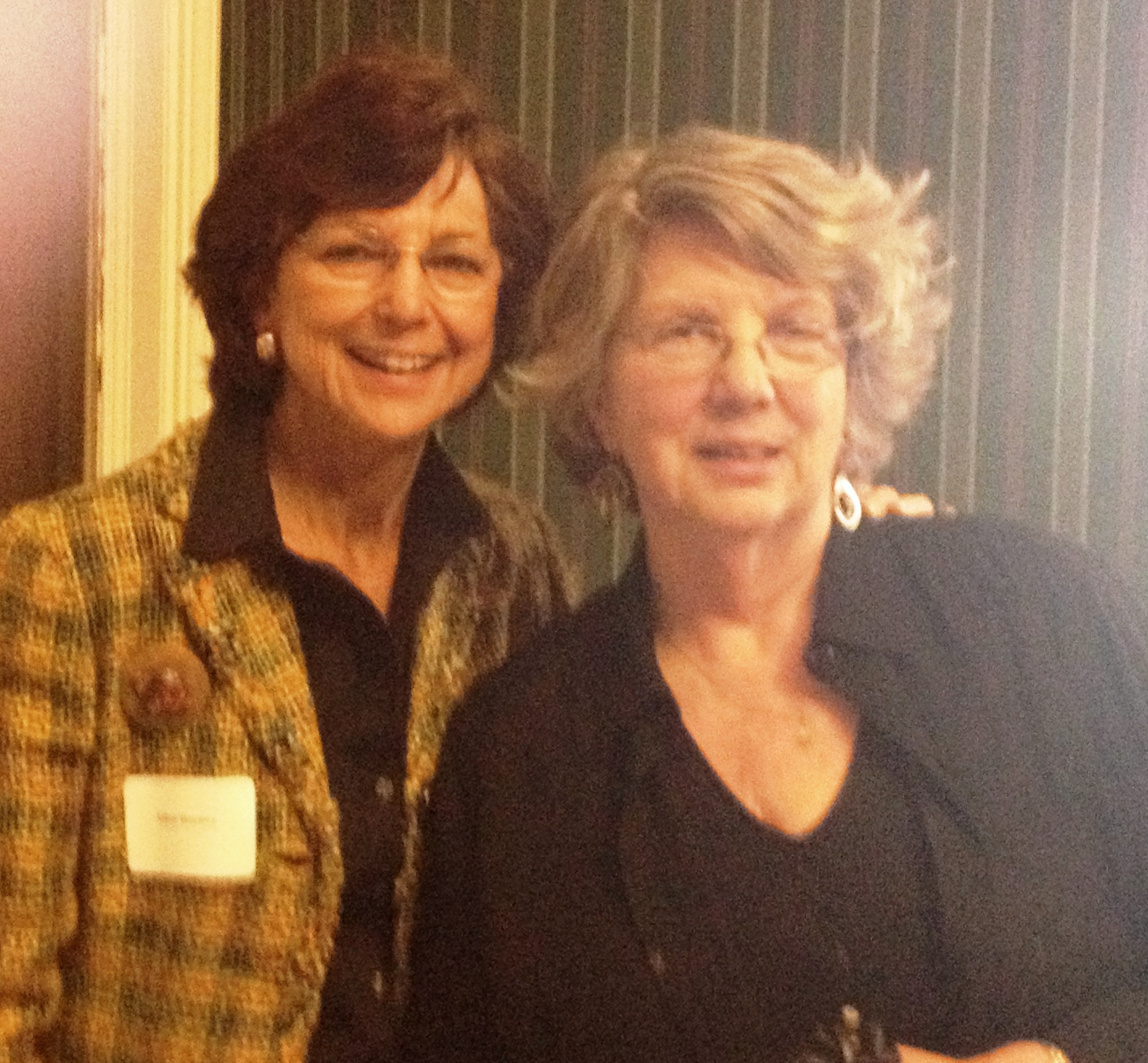 Marsha linehan and sister, Aline Haynes