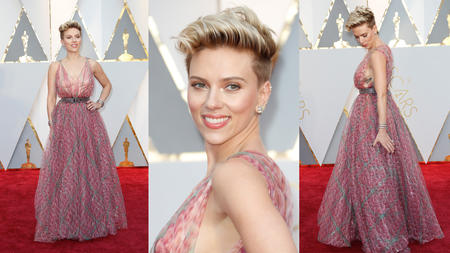Scarlett Johansson, Alaia