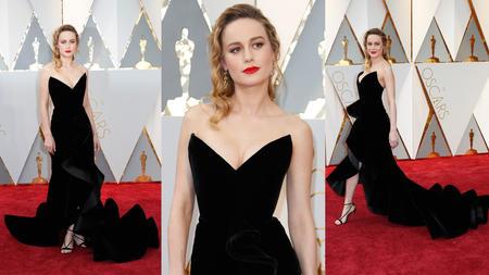 Brie Larson, Oscar de la Renta
