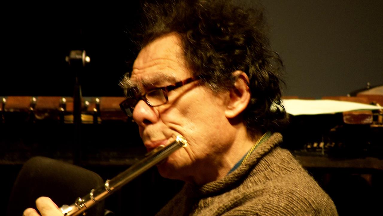 Robert Dick, flute