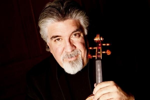 Andrés Cárdenes, PSO concertmaster 1989—2010
