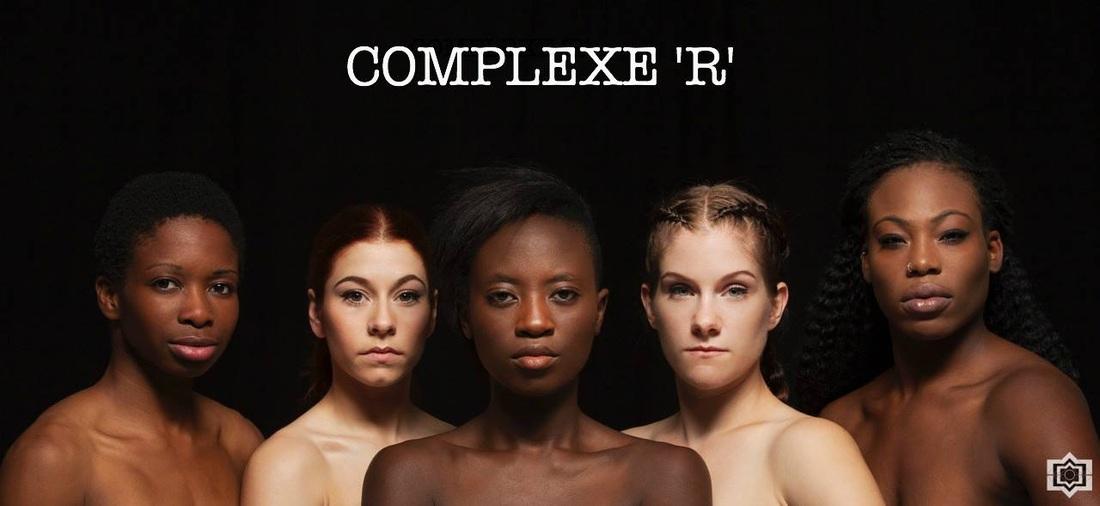 Complexe « R » par Alexandra Landé. Photo : Melika Dez