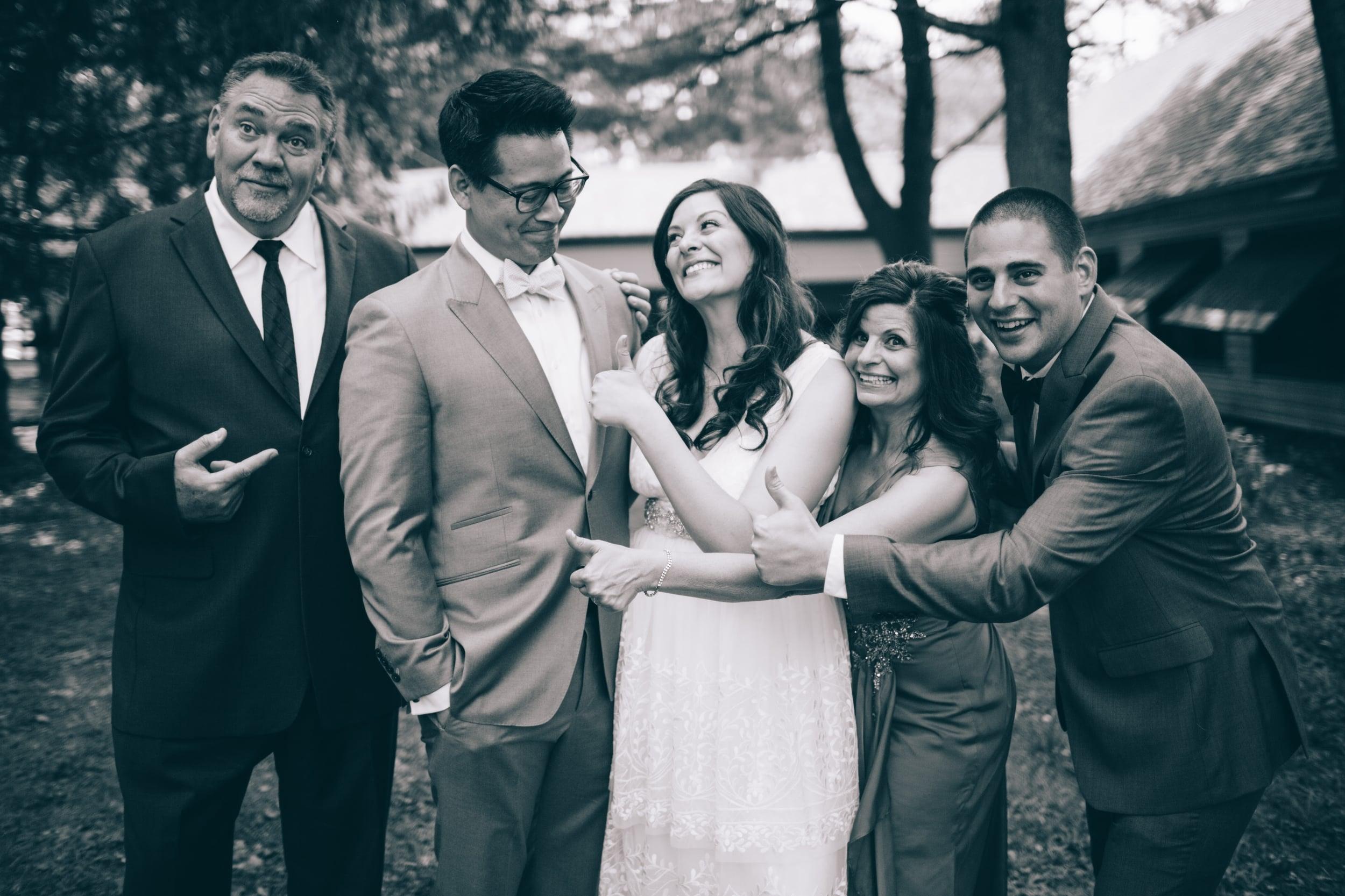Wedding at Camp Green Lane in Pennsylvania :: Heart & Dash :: Jessica Osber Photography