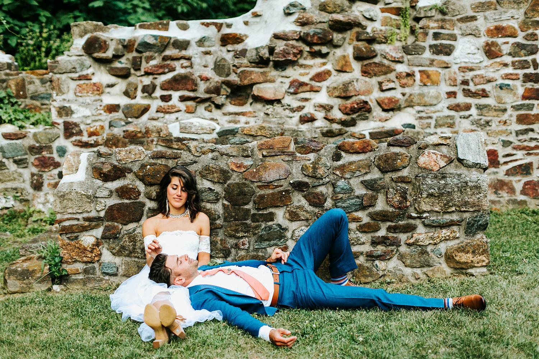 Philadelphia Wedding Planner Heart & Dash | Historic Yellow Springs DIY Wedding |  (Photo by Danfredo Photos + Films)