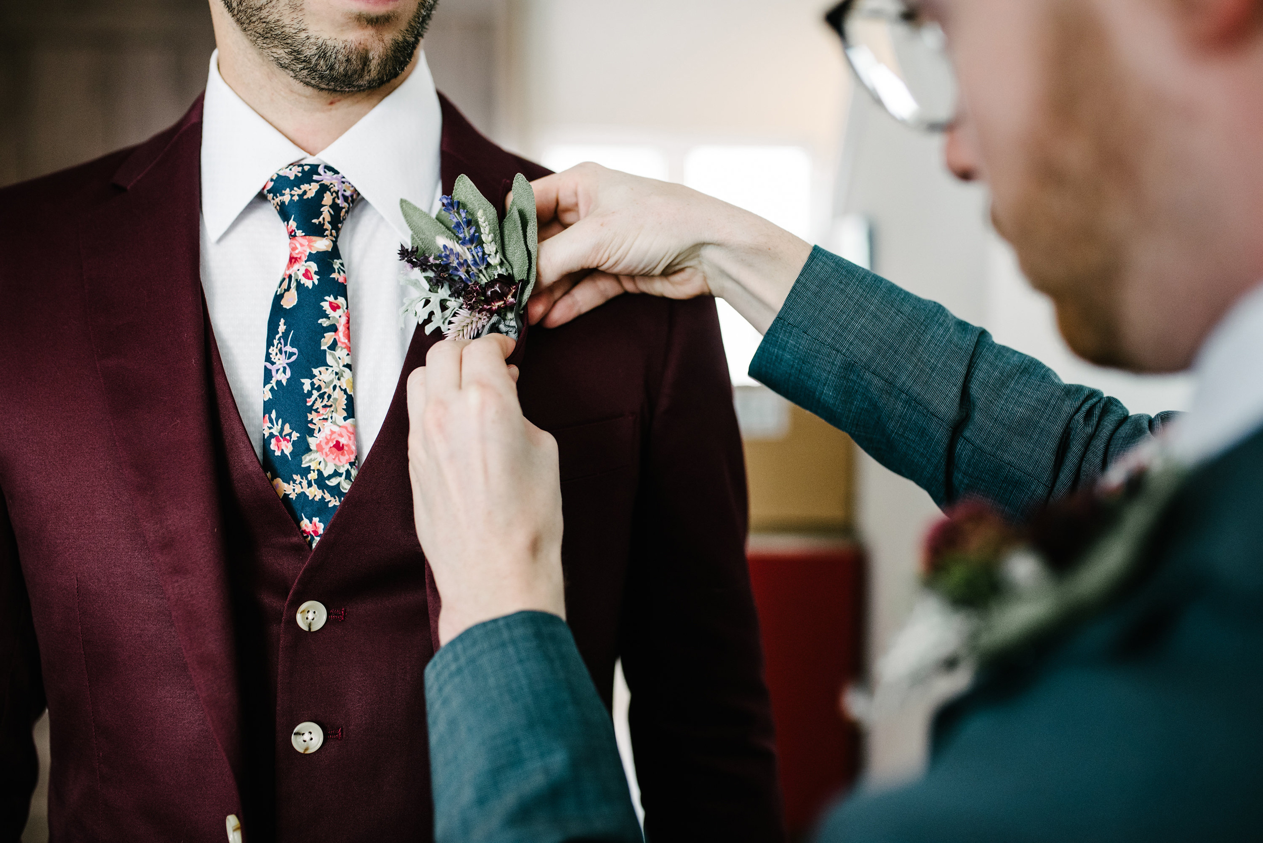 Groom style at Maas Building | Philadelphia Wedding Planner Heart & Dash | AGP Collective | Maas Building Wedding