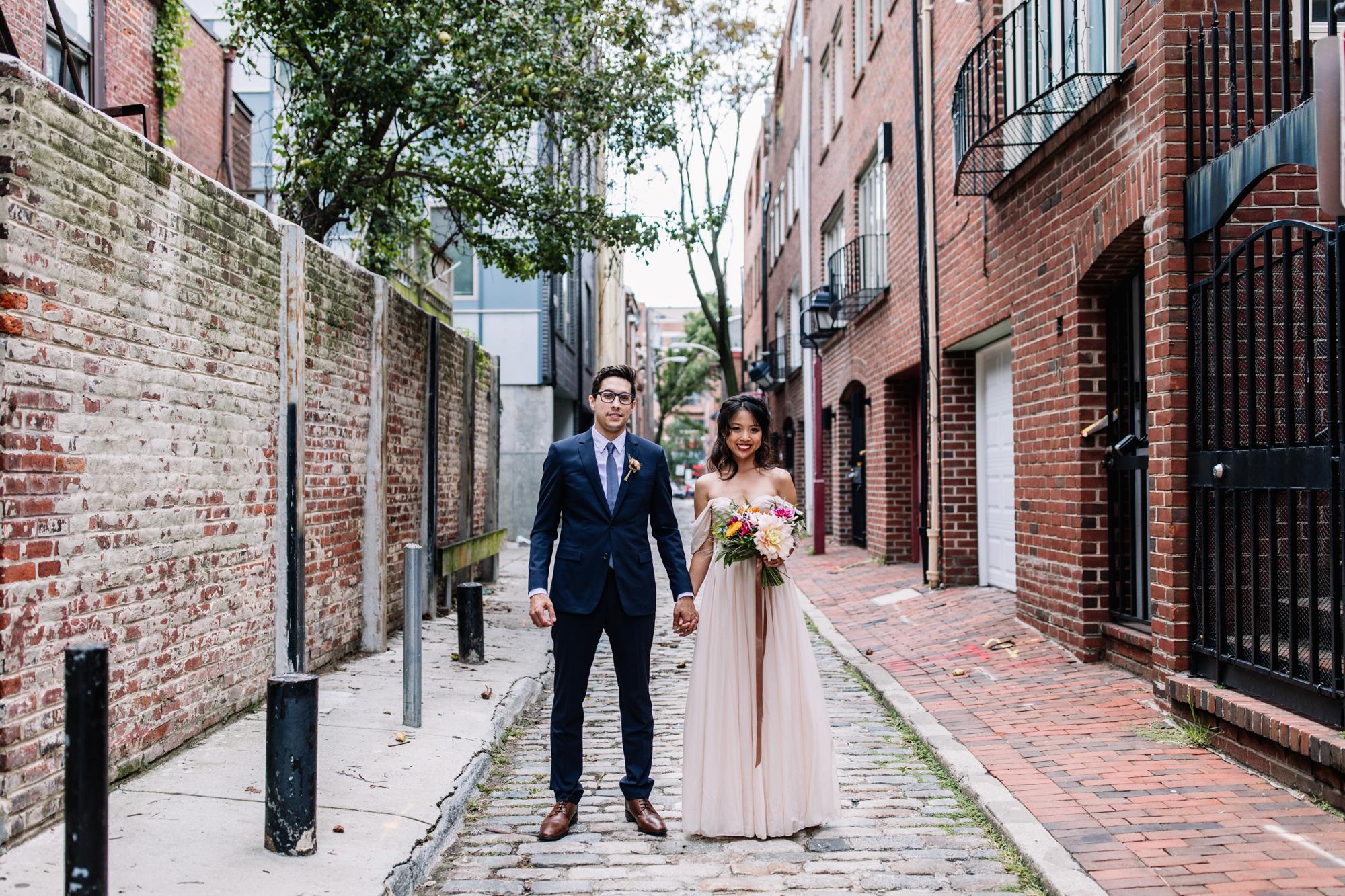 Philadelphia Wedding Planner Heart & Dash | Old City Wedding at Twisted Tail | Brittney Raine Photography