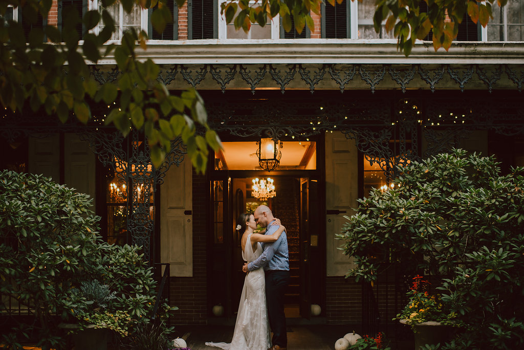 Bed & Breakfast Wedding in West Chester Pennsylvania at Faunbrook with Heart & Dash and Pat Robinson Photography-647.jpg
