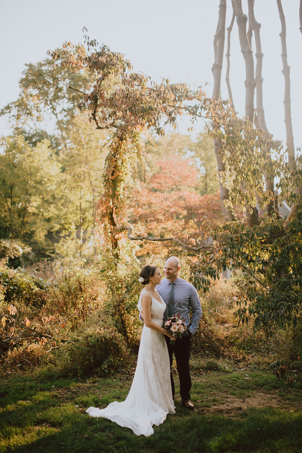 Bed & breakfast wedding in West Chester, Pa outside of Philadelphia :: wedding planner: Heart & Dash :: Pat Robinson Photography