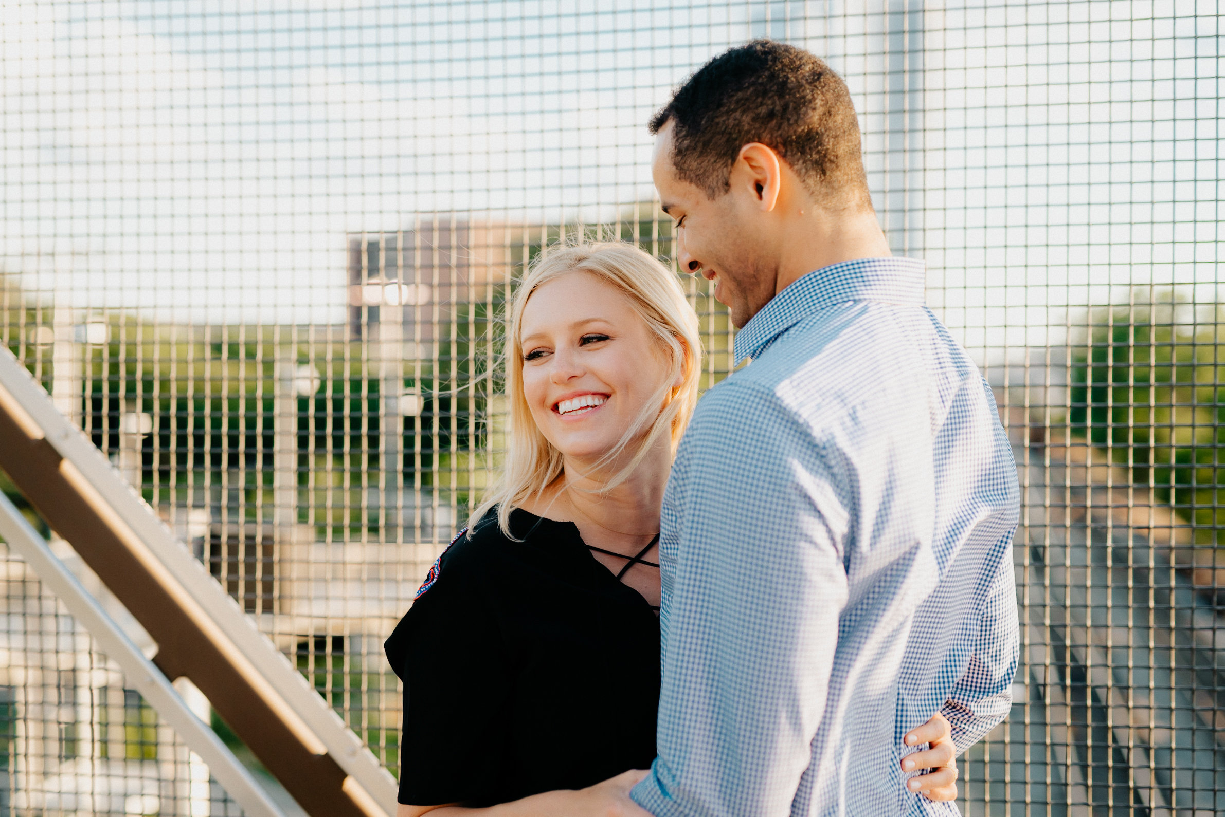 Creating a wedding budget should be the first steps you take toward wedding planning :: Engagement session in Philadelphia with Viva Love Photo :: Heart & Dash Wedding Planning