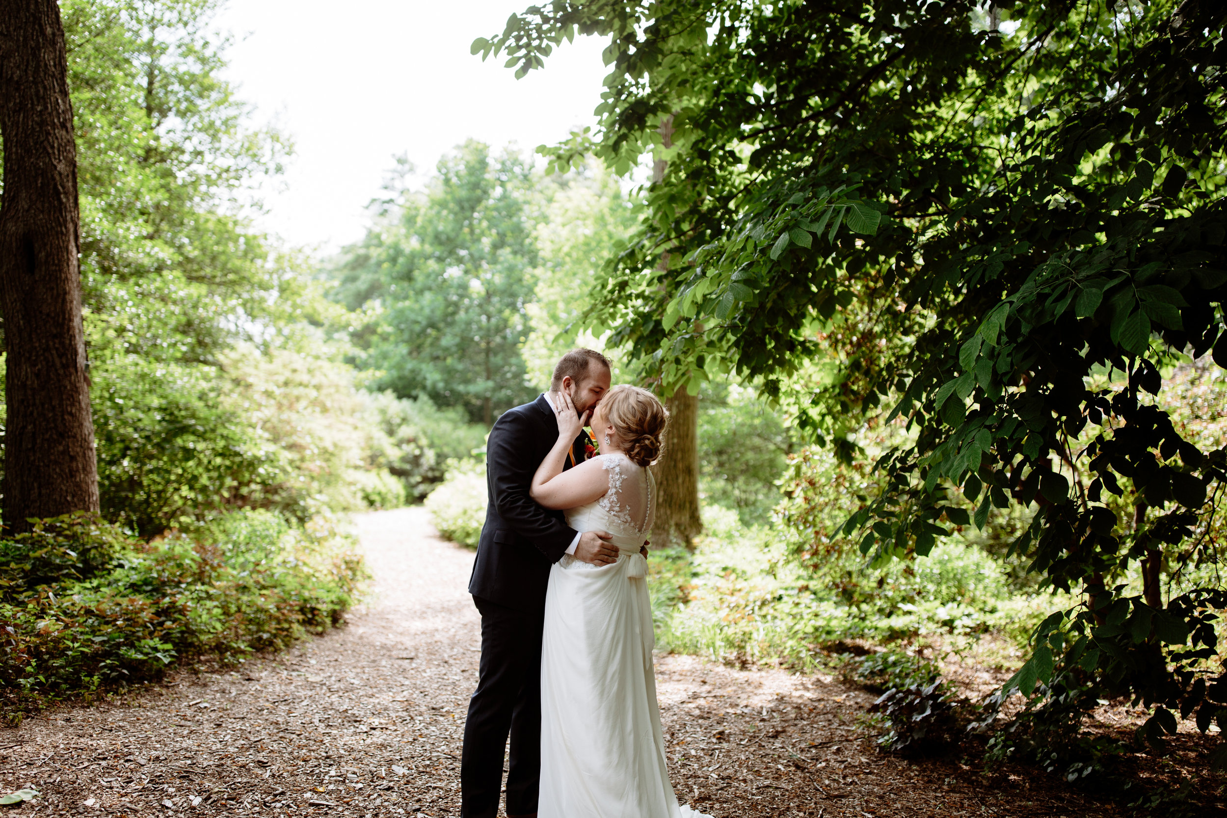 Pennsylvania wedding at Tyler Arboretum with a bold color palette - Wedding Planner Philadelphia Heart & Dash-157.jpg
