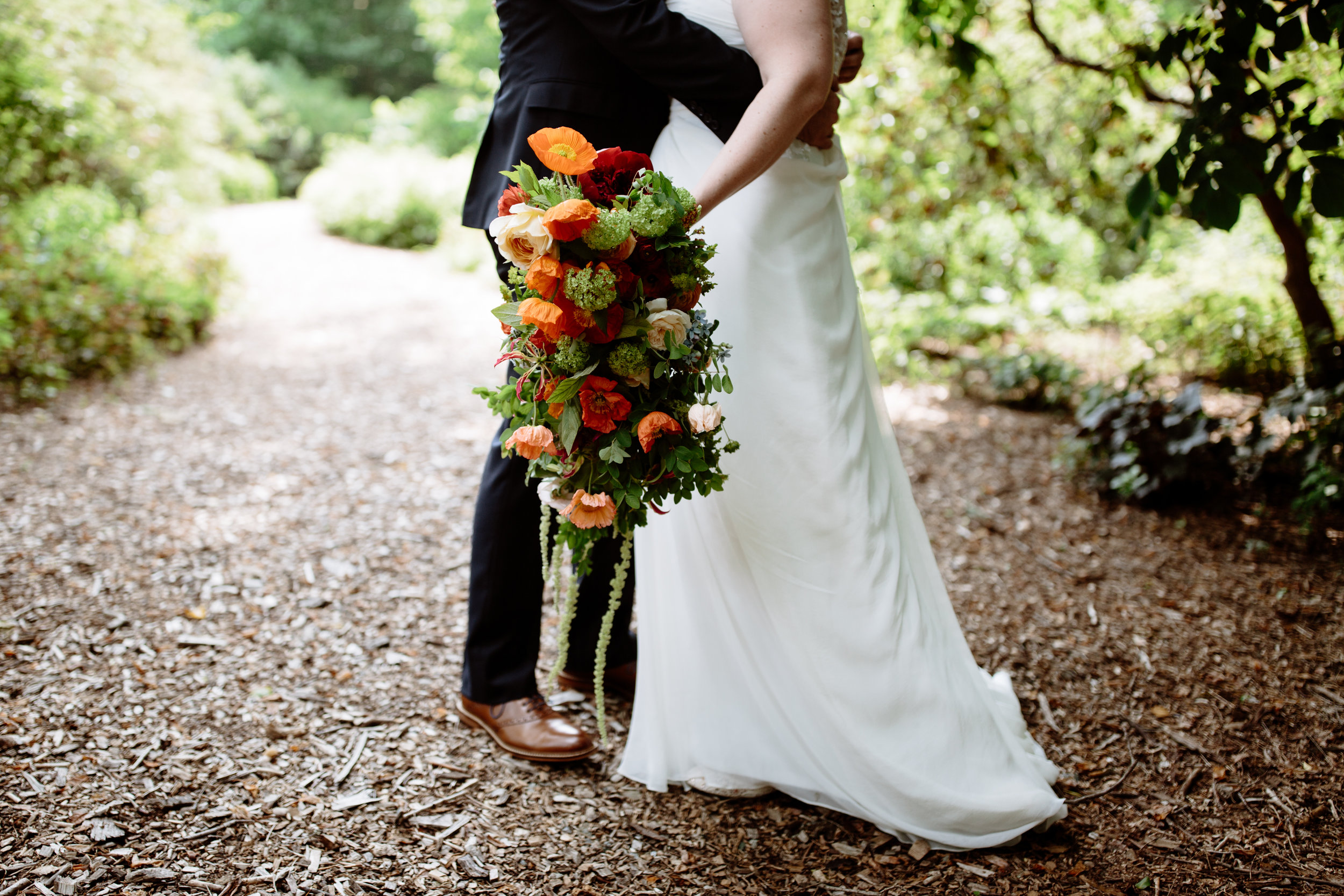 Pennsylvania wedding at Tyler Arboretum with a bold color palette - Wedding Planner Philadelphia Heart & Dash-163.jpg