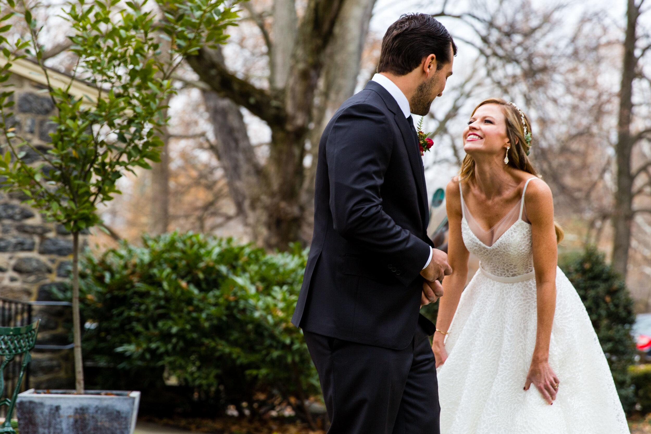 Christmas wedding — Heart & Dash   Non