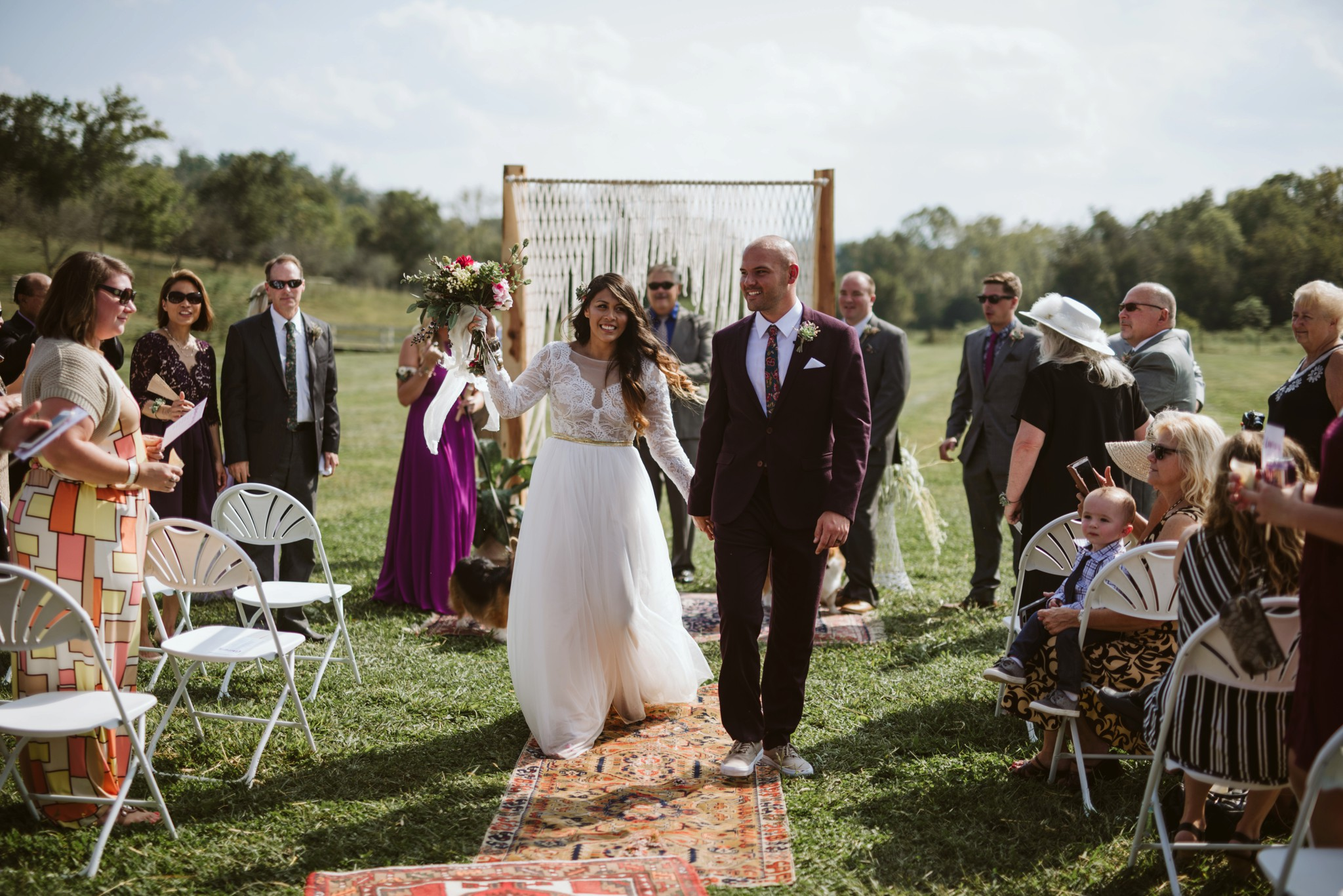 Photo:  Jenn Manor Photography , Venue: Neltner's Farm