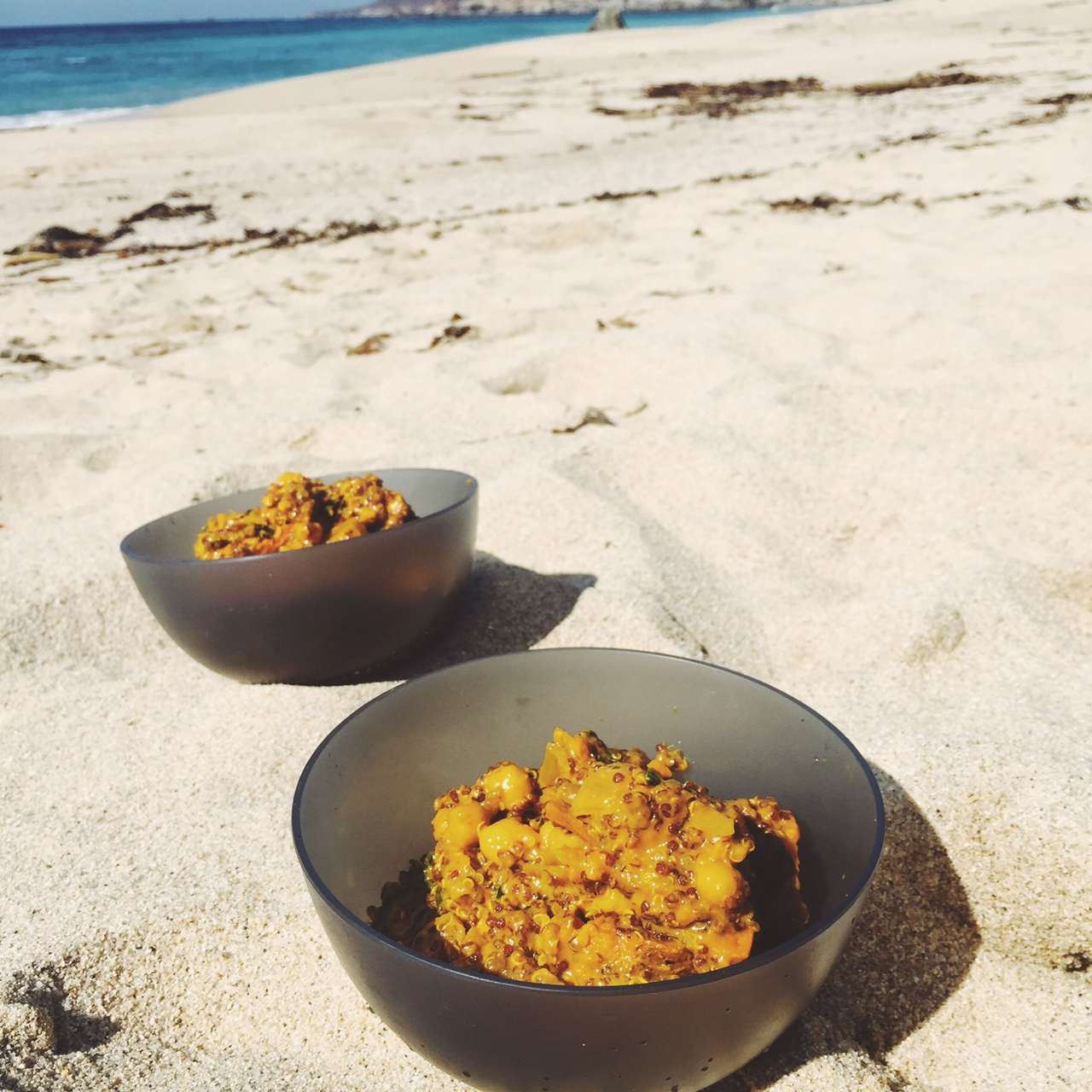Camp Food 101: 5 Recipes for eating healthy while camping
