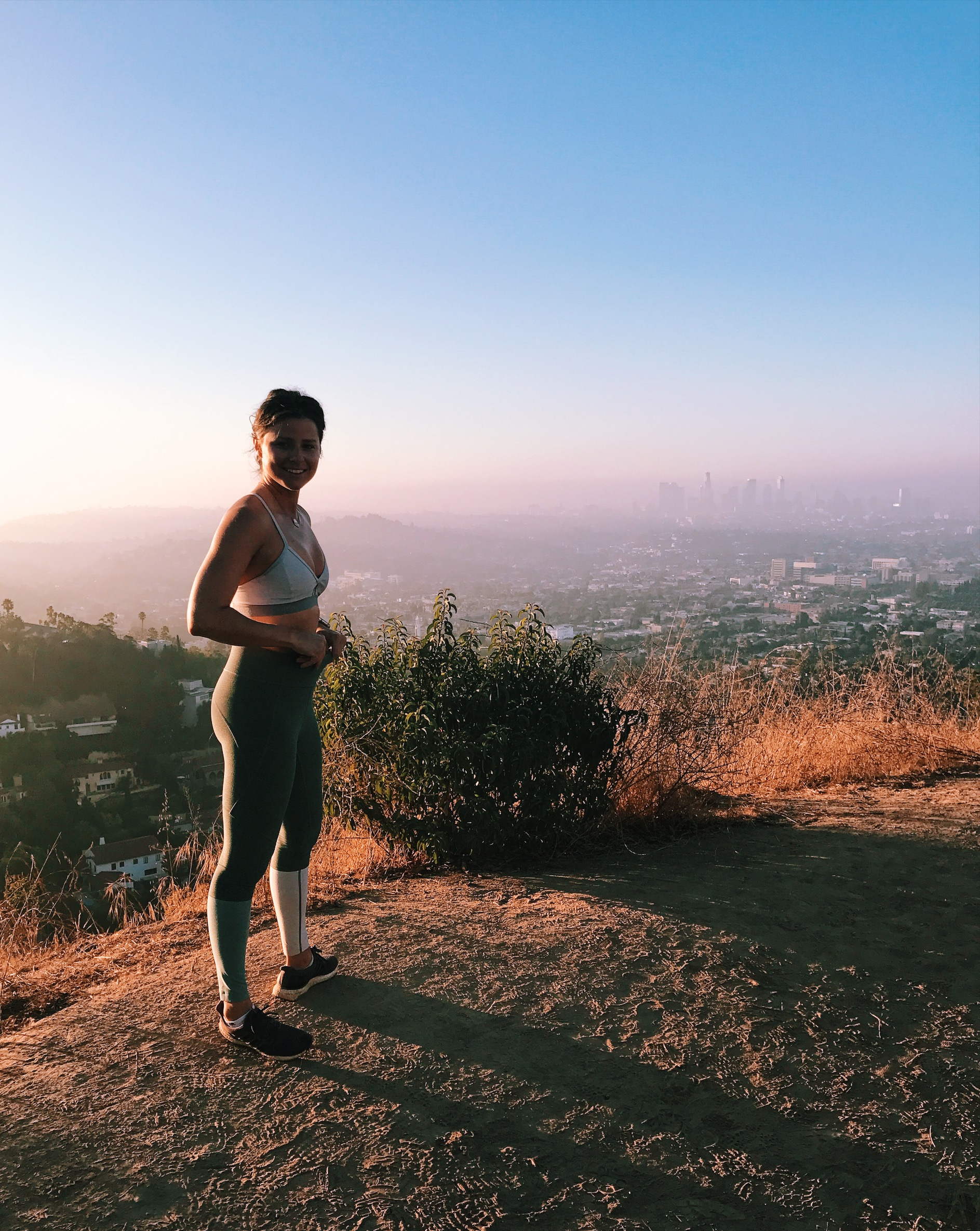 So much love for LA hiking!