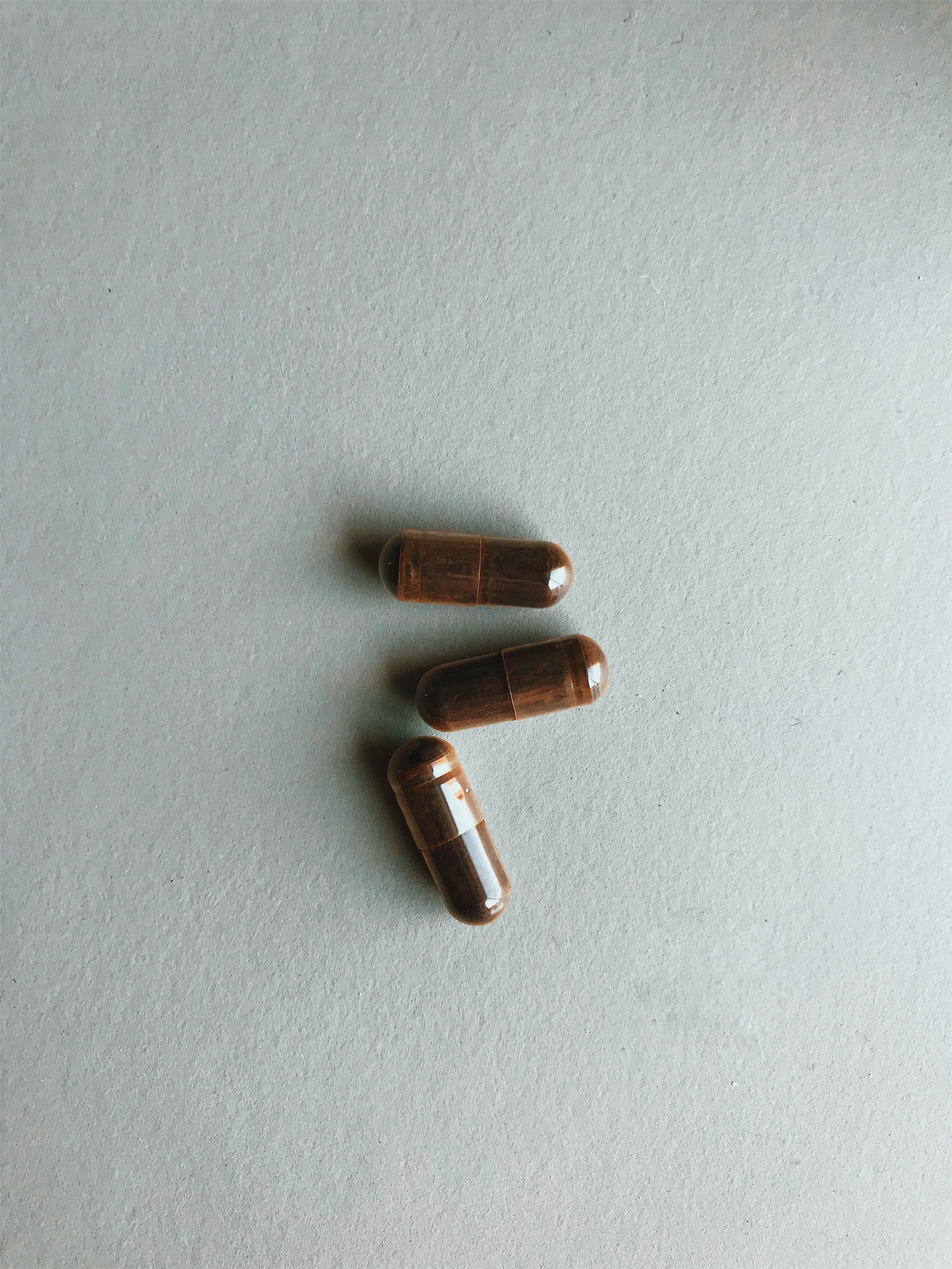 Chaga pills