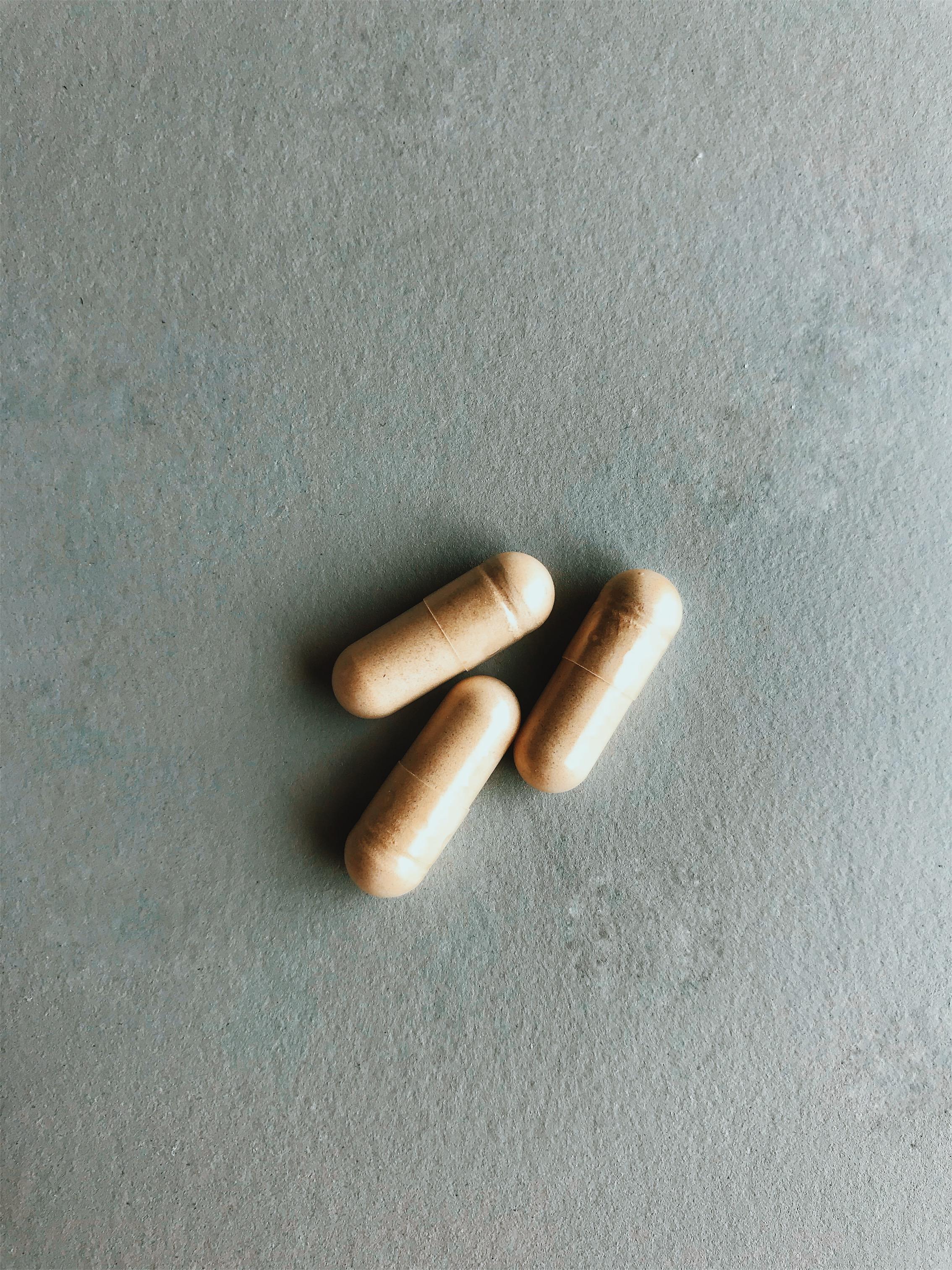 Cordyceps pills