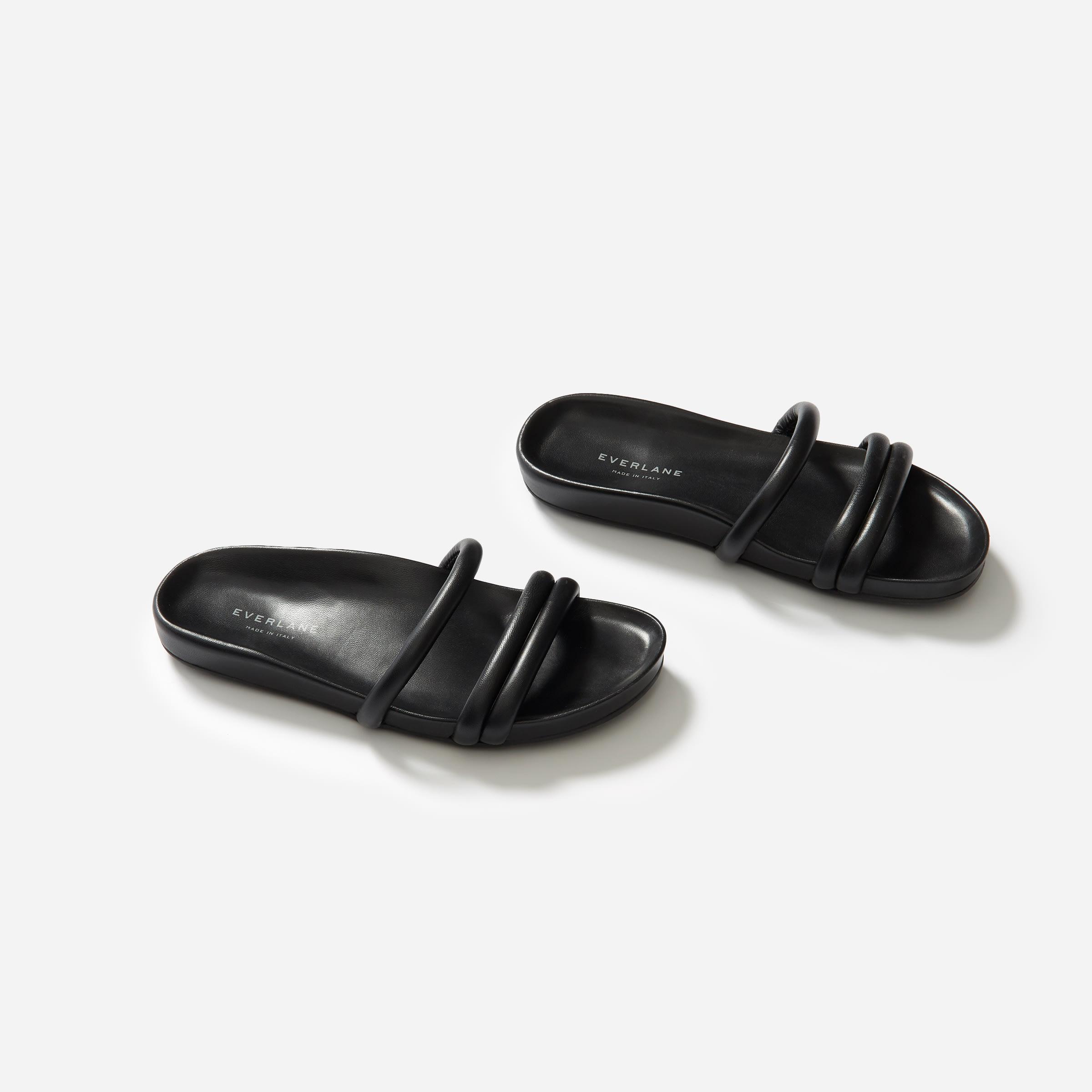 The Form Three-Strap Sandal
