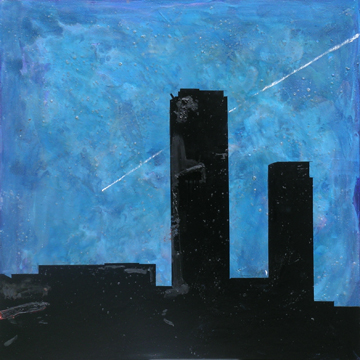 Promise, 2008, 48 x 48 inches