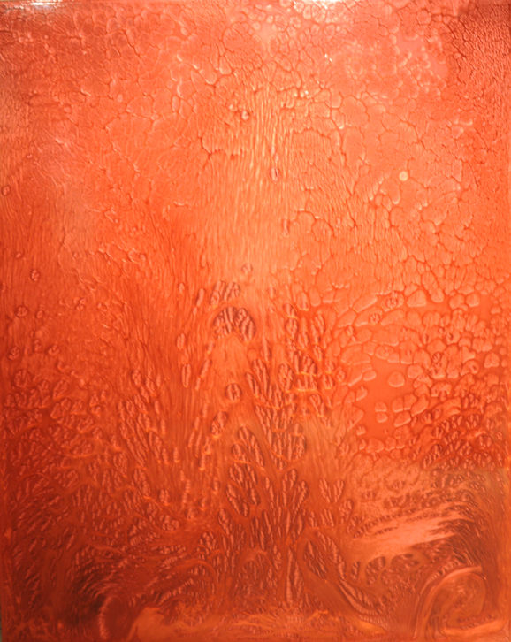Theory of Everything, 2005, 60 x 48 inches Private Collection