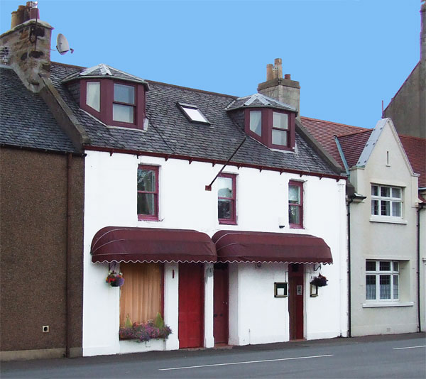 Sangster's  in Elie
