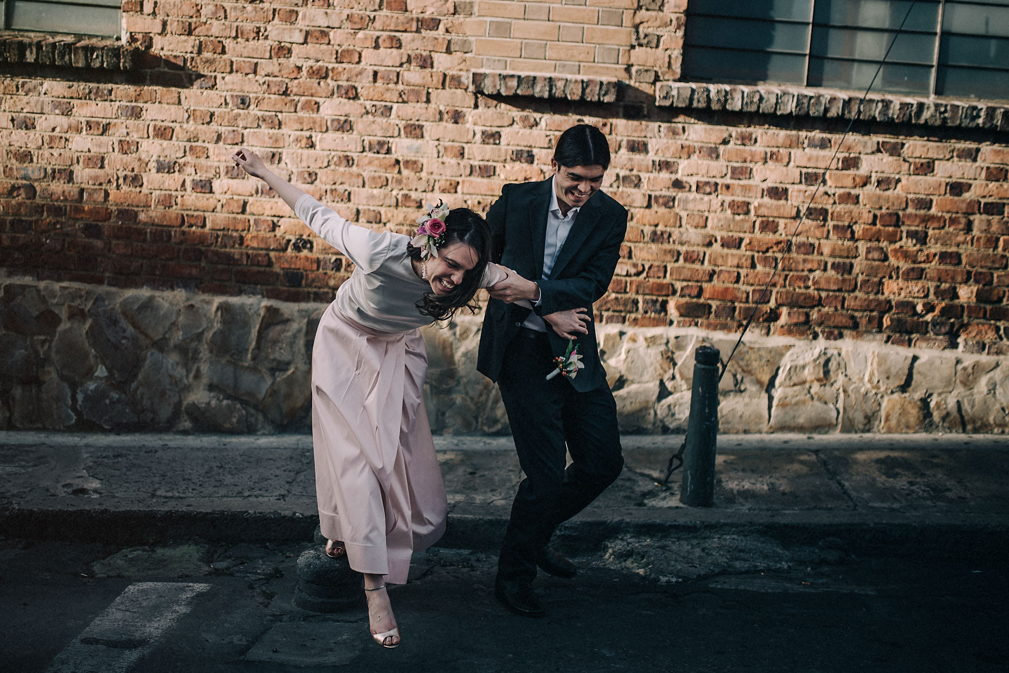 wedding photographer in bogota