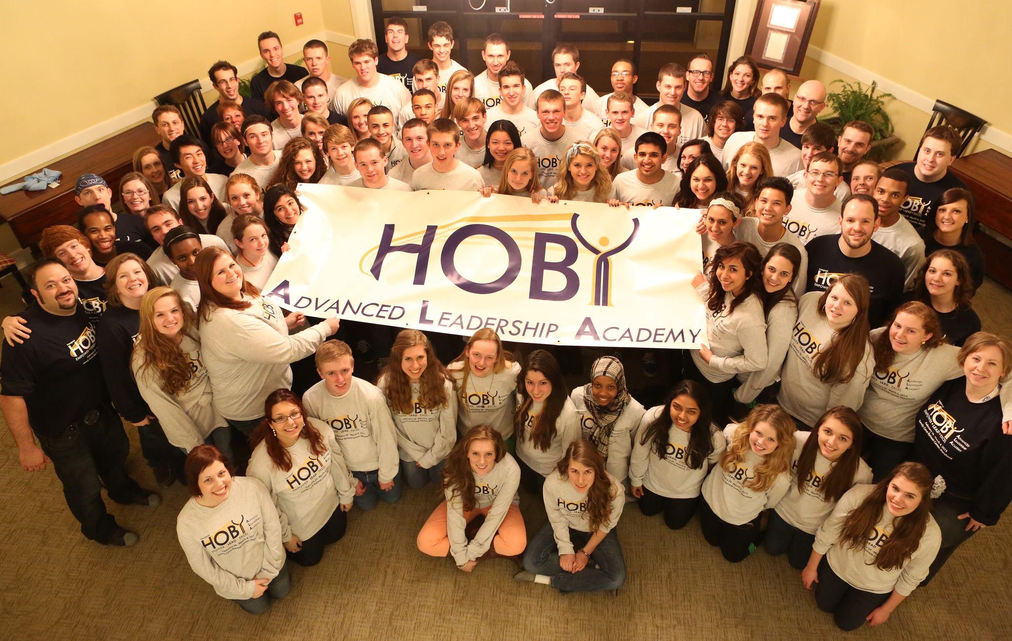 2013 HOBY Advanced Leadership Academy